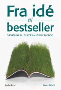 Bogen 'Fra idé til bestseller'